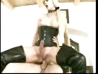 Shemale Blonde Joanna Jett Fucks