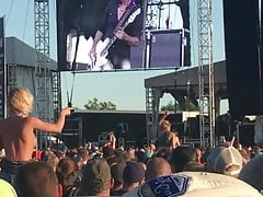 Rockfest 2018 Globes Flashing Kansas City Speedway