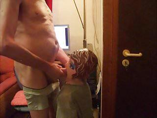 Beim Outdoor Sex Dirty Tracy aufs Arschloch gespritzt