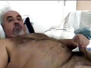 Alenlonde hairy mature bear daddy cam cum compilation...