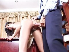 Lucy Lee is the perfect secretary