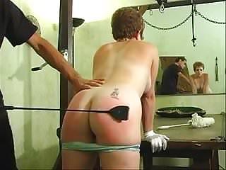 Cute woman taking an erotic...