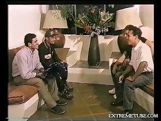 Brasilian Gay group sex