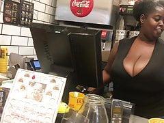 Massive Tits On Black Bbw