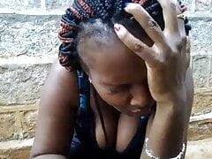 African masturbation – mature milf