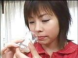 Semen cure for Japanese patient