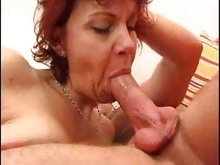 Tongue kissing MILF  FM14