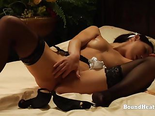 The Submission of Sophie: Panties Go Down For Ass Whipping