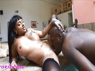 Big titty attention bitch gets...