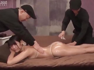 Sexy Japanesse Massage