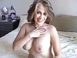 Sexy mature mexican enjoys a hard fuck and a big old facial