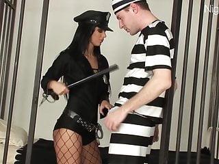 Bei der Polizei ist man gerne im Knast