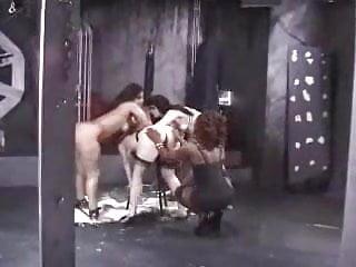Spanking Lesbians
