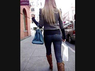 Candid Leather (Rich Blonde Bitch)