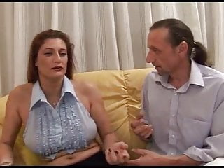 Fingering Big Cock Milf video: red hair bitch milf want a big old cock of italian stallion