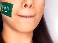 Beautiful Saudi girl #30