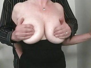 Kk more of tits...