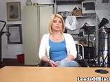Humiliated amateur throats BBC at sexaudition