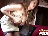 Cute Latina Stephanie Caine Blowjobs