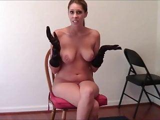 Hardcore Bdsm Spanking video: slave girl training program