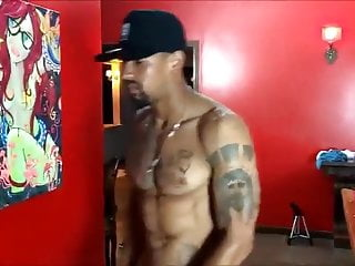 Latino boy gets gangbanged