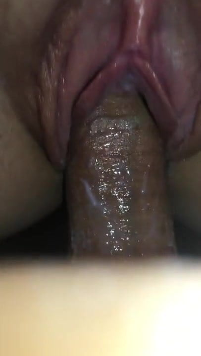 Tiny Shaved Pussy Creampie