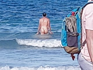 nude beach mallorca platja de muroPorn Videos