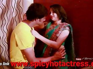Mamatha with his husband...