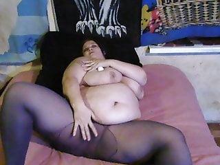 bbw lover in pantyhose half 3