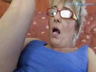 Granny on BBC Blonde Gets a