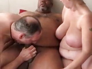 Blacd daddy getting sucked