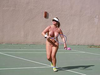 nude playing tennisPorn Videos