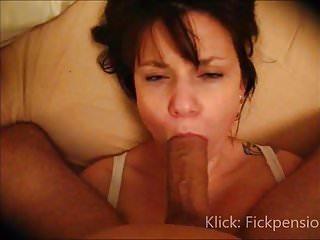 Schwanzschluckerin Kathy Fickpension