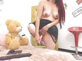 Amateur Brunette porno: Latina amputee webcam