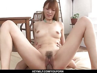 Saori likes the entire cocks in her small – Extra at Japanesemam