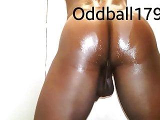 Sexy twerking dildo fuck cumshot oddball1796...