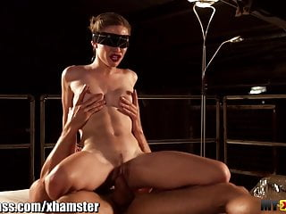 Myxxxpass blindfolded fucked and facialed deen...