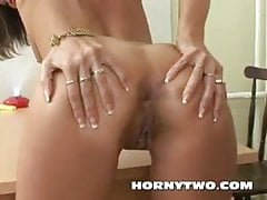 hot euro babe maia gets tight pussy poundedPorn Videos