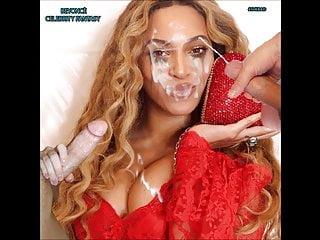 Beyonce cum tribute 1 #SheBad