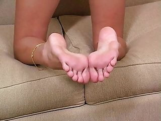 Pure silk. Please wiggle those toes !