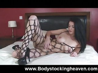 Brooke In A Sexy Bodystocking