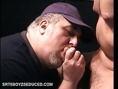 Sucking Straight Jock Cock