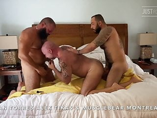 Alex Tikas – Bears 3some 1