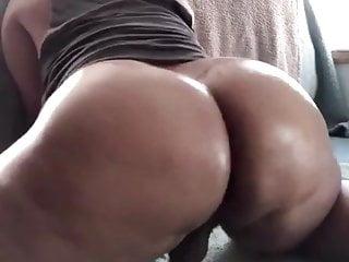 Phat booty gay latino shaking his ass...