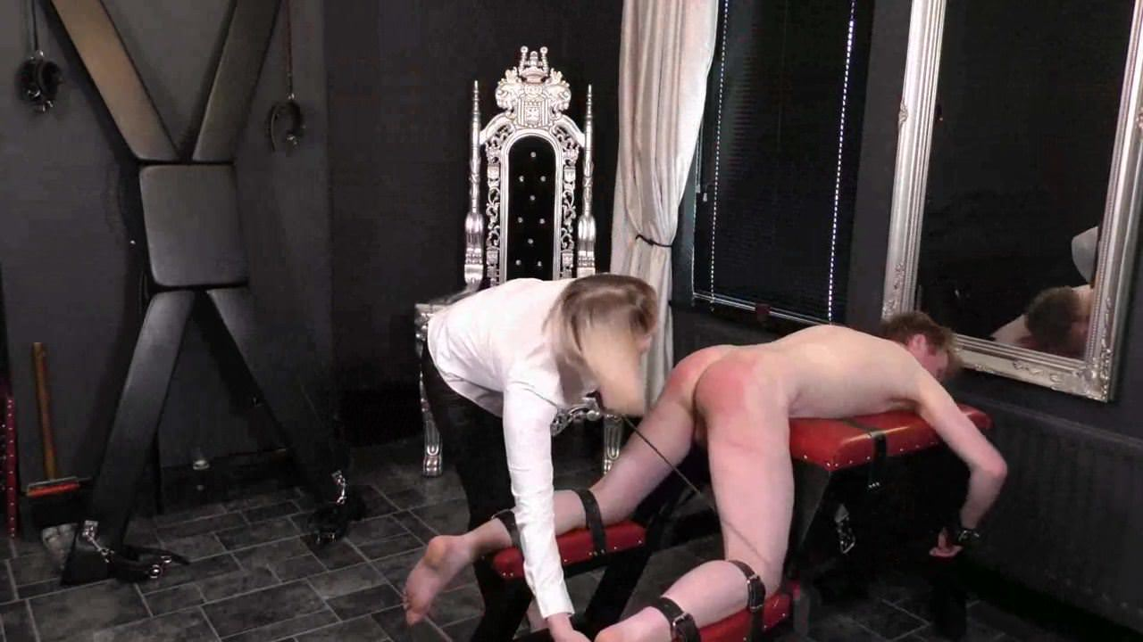 Bdsm Mistress Male Slave