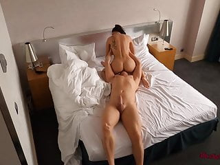 Rejtett kamerás dugás a hotelben