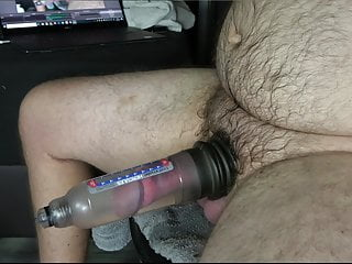 hercules X30 cock Pumping big bathmate my thick with