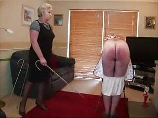 Femdom granny Granny Dump