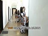 Sorority girls fuck with their teachers