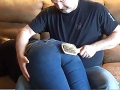Free Preview: Rockies Denim Jeans Spanking For Jenny